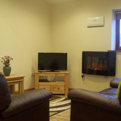 Lounge at Shropshire Holiday Cottage